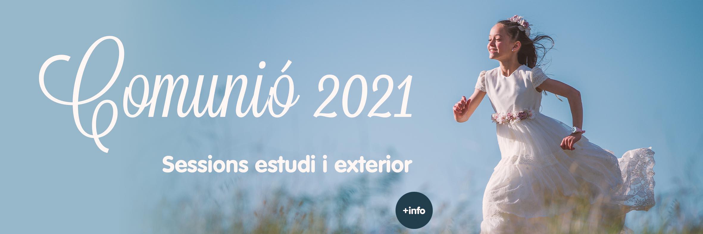 Sessions comunió 2021